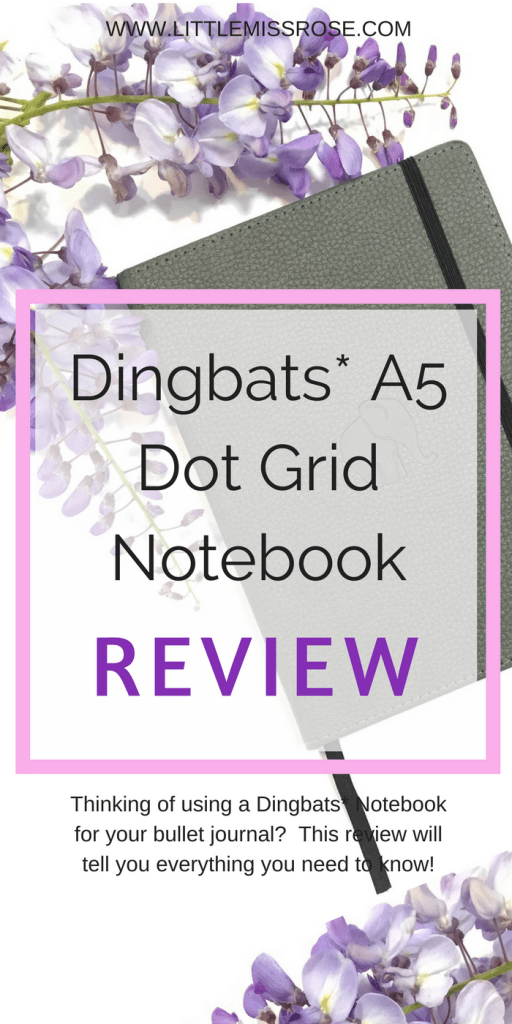 Dingbats Review - Pinterest Image