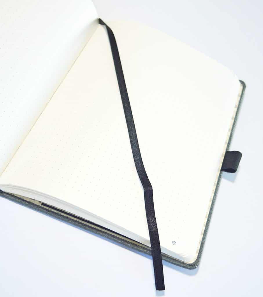 Dingbats notebook bookmark bullet journal