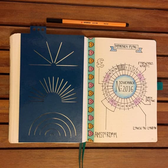 Rose K Journals Monthly Welcome Pages you can try - OopsadaisyUK