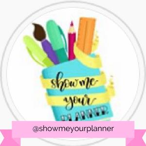 @showmeyourplanner Instagram account (1)