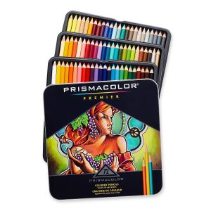 Best Mother's Day Gifts - Prismacolor Coloured Pencils (72) www.littlemissrose.com