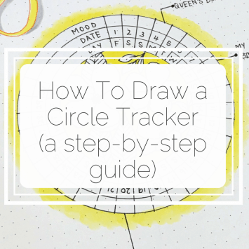 How To Draw a Circle Tracker (A Step-by-Step Guide)