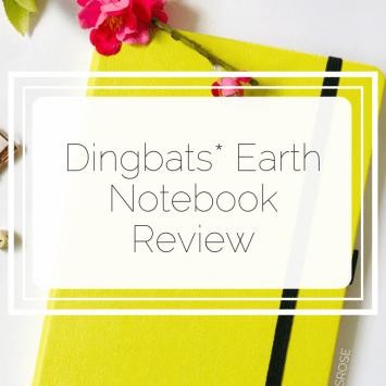 Dingbats Earth Notebook Review – An Honest Opinion