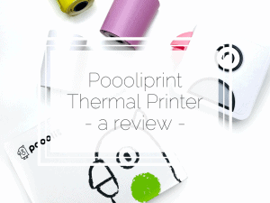 Poooliprint Printer Review