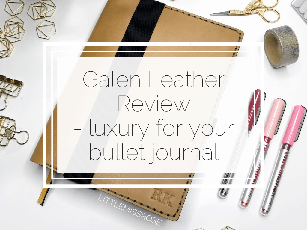 Galen Leather Review